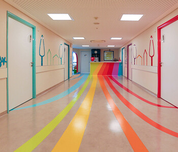 thumbnail: Memorial Sisli Pediatric Hospital
